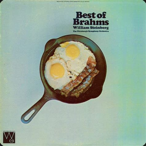 brahms best symphony food critics the tastiest album covers the current