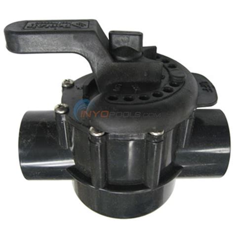 Pool Plumbing Valves by Pentair Freedom Valve 2 Way 1 1 2 Eqbv 263036