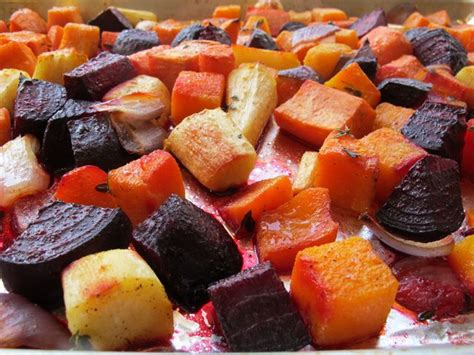 oven roasted root vegetables recipe oven roasted root vegetables recipe