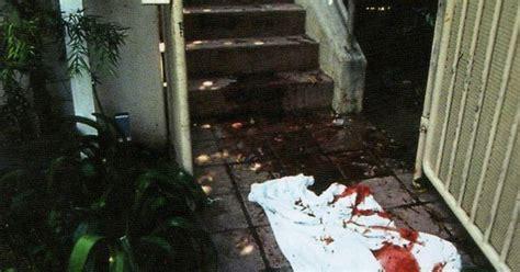 nicole brown simpson murder scene oj simpson murder in a new book oj is innocent and i