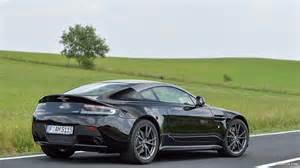 Aston Martin V8 Vantage 2015 Aston Martin V8 Vantage Black Image 176