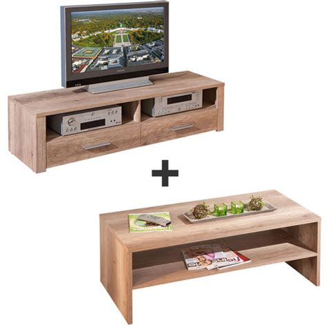 Meuble Tv Table Basse Ensemble   Conceptions De Maison
