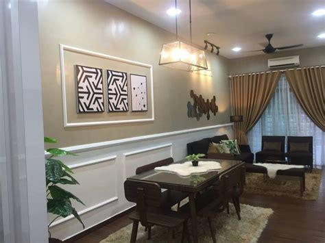 perkongsian pelbagai contoh  deko ruang tamu rumah