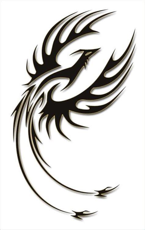 tattoo phoenix tribal best 25 tribal phoenix tattoo ideas on pinterest