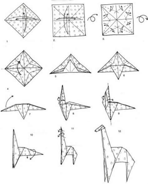How To Make A Origami Zebra - mit origami papier basteln die beste origami