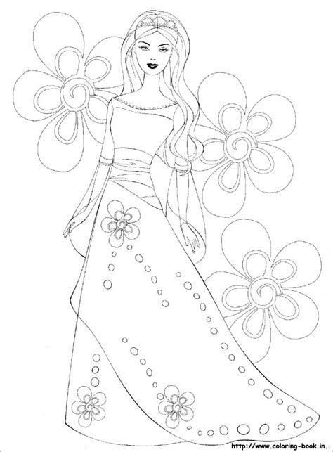 barbie coloring book pages pdf 21 barbie coloring pages free printable word pdf png
