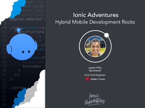 learning ionic build hybrid mobile applications with html5 arvind ionic adventures hybrid mobile app development rocks