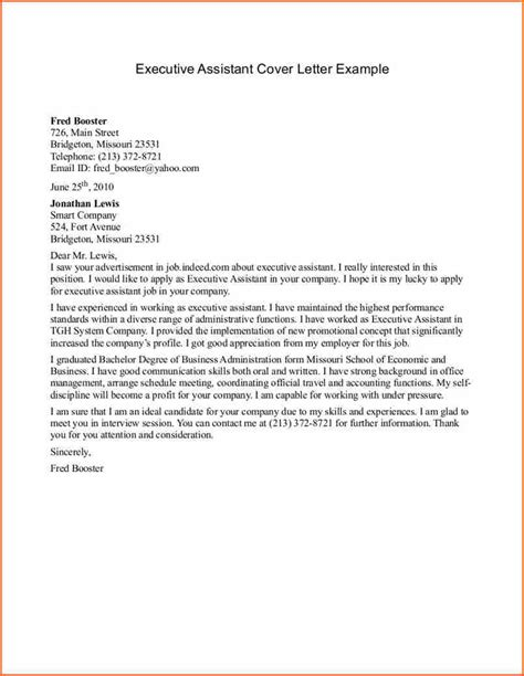 cover letter for administrative assistant at a 13 administrative assistant cover letter budget