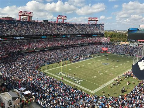 Nissan Of Nashville by Nissan Stadium Nashville Tn Picture Of Nissan Stadium