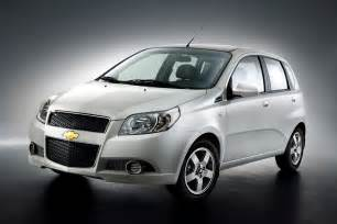 2008 chevy aveo 5 door revealed what s with that grille