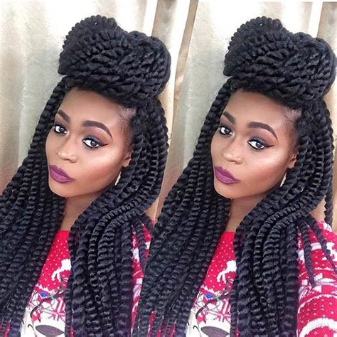 great places to get crotchet braids nyc 41 chic crochet braid hairstyles for black hair stayglam