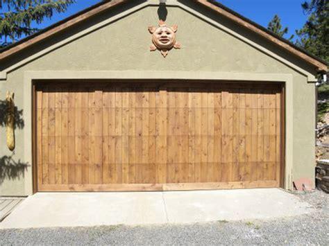 Garage Door Veneer New Garage Door Installation In Denver And Englewood Co