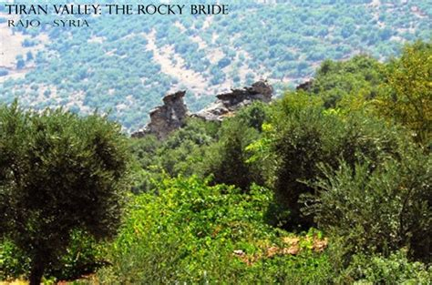 braut valley rajo town and region in syria afrin the rocky bride