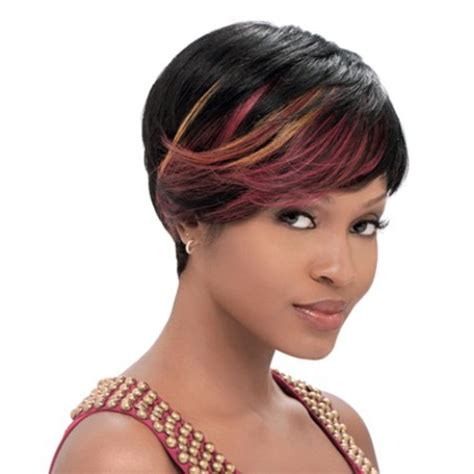 trendy hair styles for wigs 34 african american short hairstyles for black women