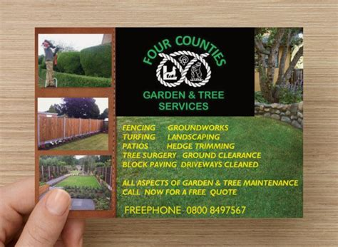counties garden  tree services landscape