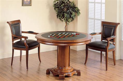 mesa de juego clasica roberts en portobellostreetes