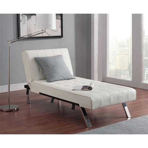 White Leather Chaise Lounge Bedroom Axis Stylish White Leather Chaise Lounge Picture 25 Chaise Design
