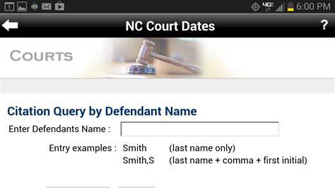 Court Calendars Nc Nc Court Calendar Yangah Solen