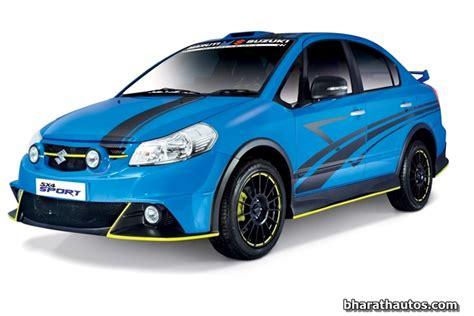 Maruti Suzuki Sx4 2014 Maruti Suzuki Cars Go At 2014 Auto Expo