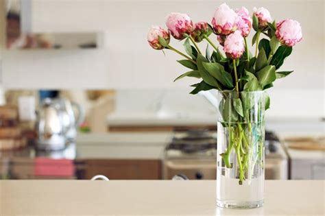 Flower Kitchen by 10 Ways To Fill Your Home With Flowers And Plants This