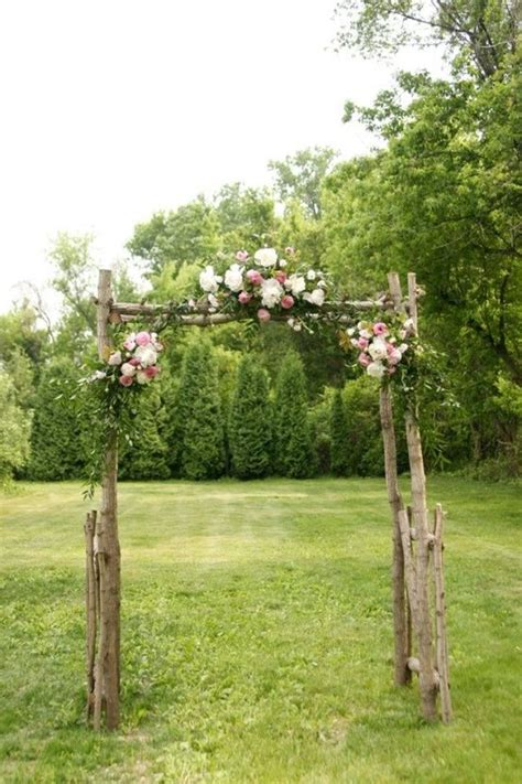 Wedding Arbor Rustic by