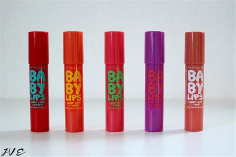 Maybelline Baby Color maybelline baby color balm crayons jenseits
