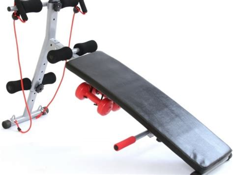 confidence fitness sit up bench new folding sit up ab bench gym master exercise equipment