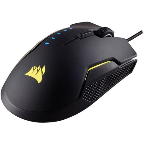 Gaming Mouse 400m Grey Optical Gaming Mouse corsair glaive rgb usb optical gaming mouse black ch