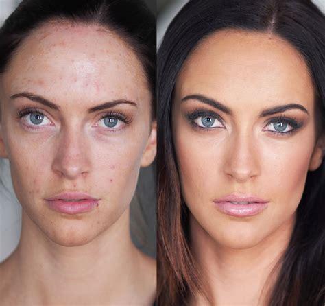 Makeover Camouflage Concealer Palette Murah concealer before and after www pixshark images