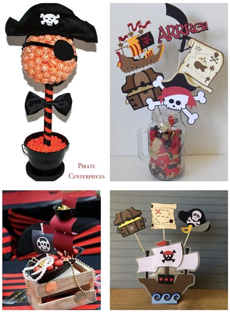 pirate party ideas supplies birthday baby showers