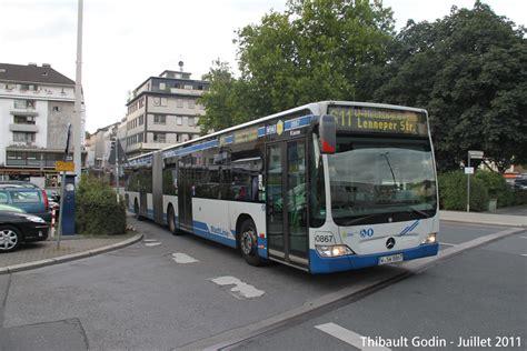 Mercedes Benz Wuppertal Varresbeck by Wuppertal Bus 611