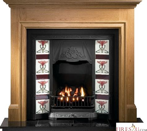 Fireplace Deals by Gallery Howard Oak And Toulouse Fireplace Suite
