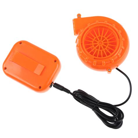 battery powered fan cing mini fan blower for mascot head inflatable costume 6v