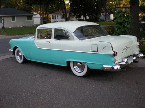 Doors Of Pontiac by 1955 Pontiac Chieftain 2 Door Hardtop 61051