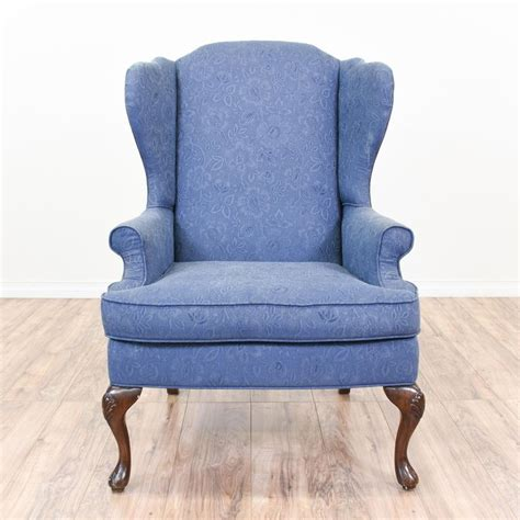 Blue Sitting Chairs Best 25 Wingback Armchair Ideas Only On Pink