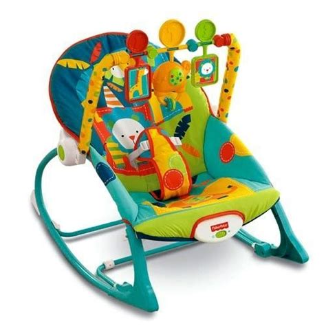 Baby Rocking Chair Pliko Bouncer fisher price infant toddler baby rocker play seat vibrating chair bouncer swing bouncers