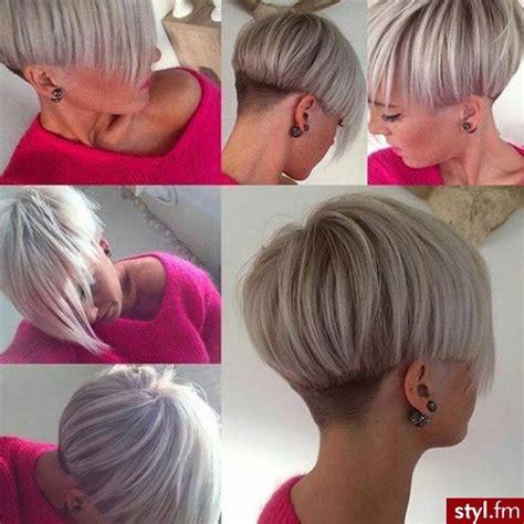 Krótkie fryzury dla charyzmatycznych kobiet   GALERIA