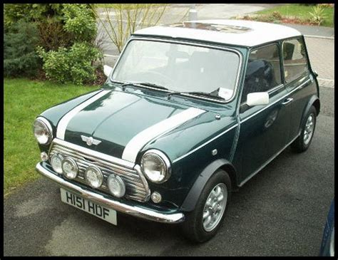 Mini Cooper 1990 by My 1990 Mini Cooper Flickr Photo Sharing