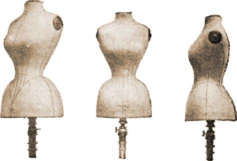 dress form template dress form