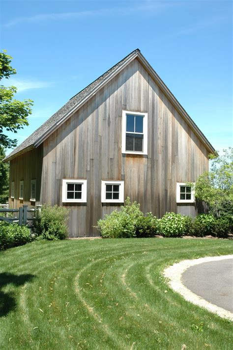 Aframe Homes Rustic Wood Siding Exterior Rustic With Aspen Barnwood