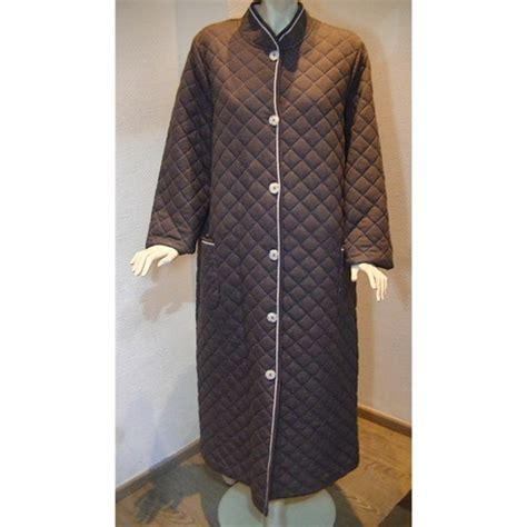 robe de chambre matelass馥 robe de chambre longue