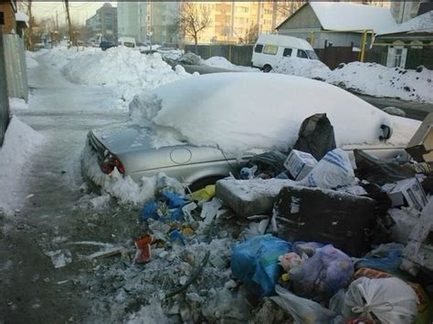 Luxury Garbage And Why Not by Luxury In The Trash Russia
