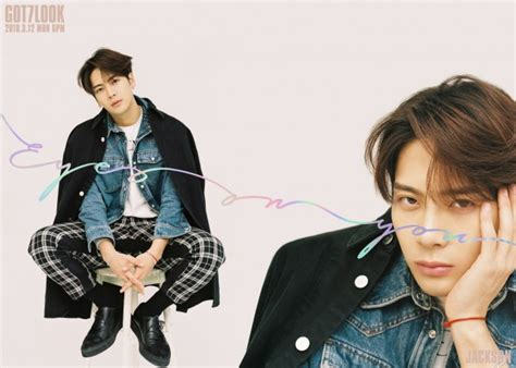 got7 eyes on you got7 s jackson puts his eyes on you in teaser images