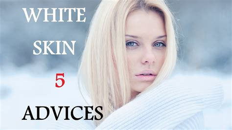 Rosy White by How To Get Rosy White Skin 5 Advices
