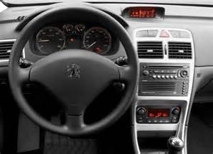 Peugeot 307 Dashboard Peugeot 307 Factory Oem In Dash Radio Car Dvd Player Gps