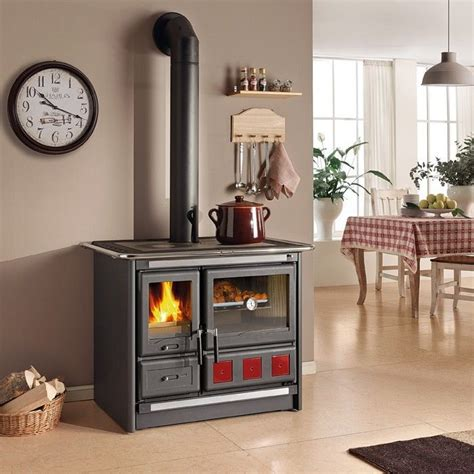 wood range wood burning cook stove la nordica quot rosa quot cooking