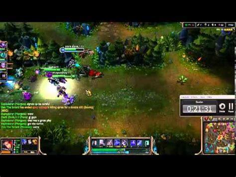 pro builds fiora pro player fiora league of legends