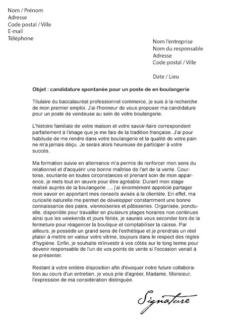 Lettre De Motivation Vendeuse Grossiste 7 Lettre De Motivation Vendeuse Boulangerie Exemple Lettres