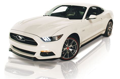 anniversary mustang 2015 2015 ford mustang 50th anniversary edition could see early