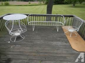 Homecrest Patio Furniture Vintage 1960 S Homecrest Patio Furniture For Sale In